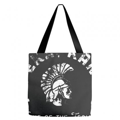 Topeka High School Merch Tote Bags Designed By Oktaviany
