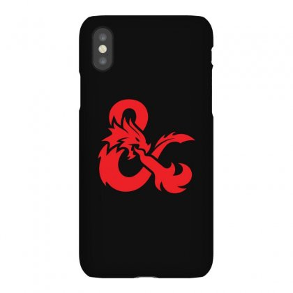 Dungeons & Dragons   Dungeons & Amp Iphonex Case Designed By Oktaviany