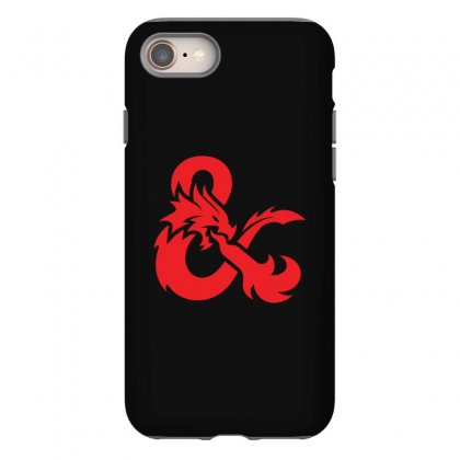 Dungeons & Dragons   Dungeons & Amp Iphone 8 Case Designed By Oktaviany