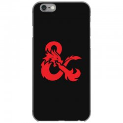dungeons & dragons   dungeons & amp iPhone 6/6s Case | Artistshot