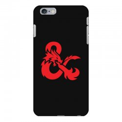 dungeons & dragons   dungeons & amp iPhone 6 Plus/6s Plus Case | Artistshot