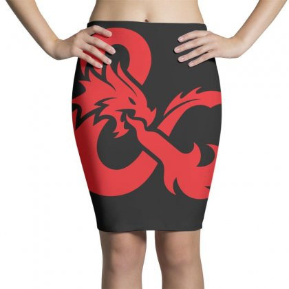 Dungeons & Dragons   Dungeons & Amp Pencil Skirts Designed By Oktaviany