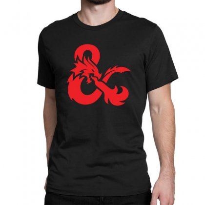 Dungeons & Dragons   Dungeons & Amp Classic T-shirt Designed By Oktaviany