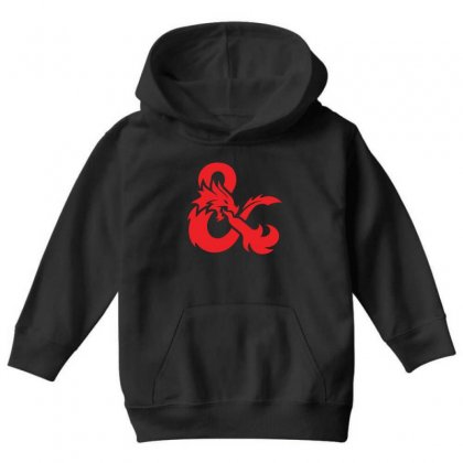 Dungeons & Dragons   Dungeons & Amp Youth Hoodie Designed By Oktaviany