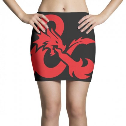 Dungeons & Dragons   Dungeons & Amp Mini Skirts Designed By Oktaviany