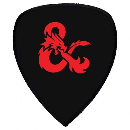 Dungeons & Dragons   Dungeons & Amp Shield S Patch Designed By Oktaviany