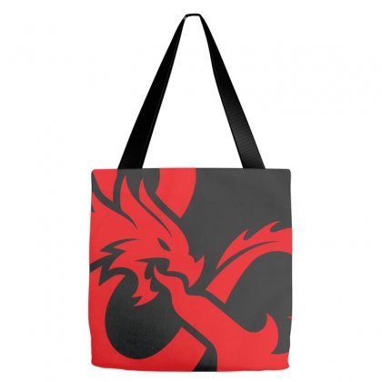 Dungeons & Dragons   Dungeons & Amp Tote Bags Designed By Oktaviany