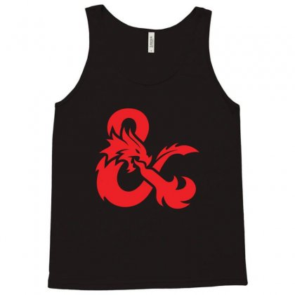 Dungeons & Dragons   Dungeons & Amp Tank Top Designed By Oktaviany