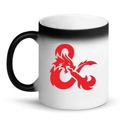 Dungeons & Dragons   Dungeons & Amp Magic Mug Designed By Oktaviany