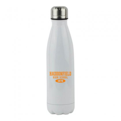 Haddonfield High Class Of 1978 Stainless Steel Water Bottle Designed By Oktaviany