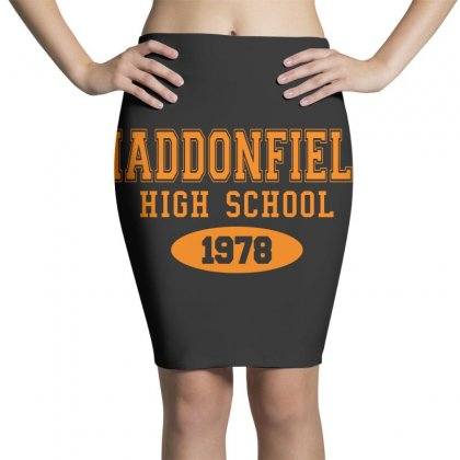 Haddonfield High Class Of 1978 Pencil Skirts Designed By Oktaviany