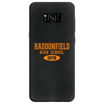 Haddonfield High Class Of 1978 Samsung Galaxy S8 Case Designed By Oktaviany
