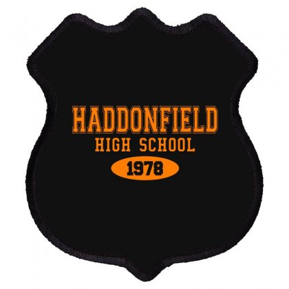 Haddonfield High Class Of 1978 Shield Patch Designed By Oktaviany