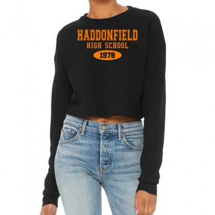 Haddonfield High Class Of 1978 Cropped Sweater Designed By Oktaviany