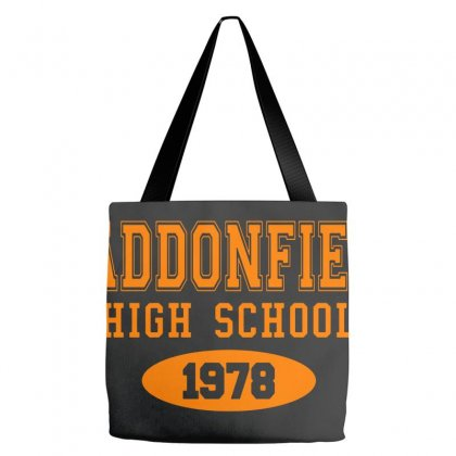 Haddonfield High Class Of 1978 Tote Bags Designed By Oktaviany