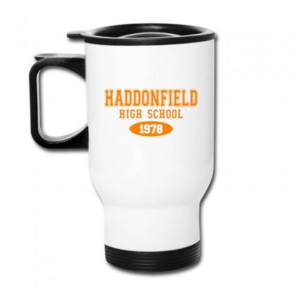 Haddonfield High Class Of 1978 Travel Mug Designed By Oktaviany