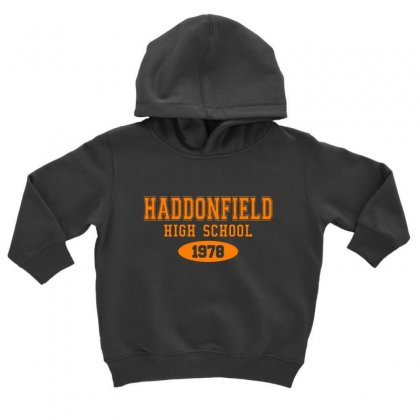 Haddonfield High Class Of 1978 Toddler Hoodie Designed By Oktaviany