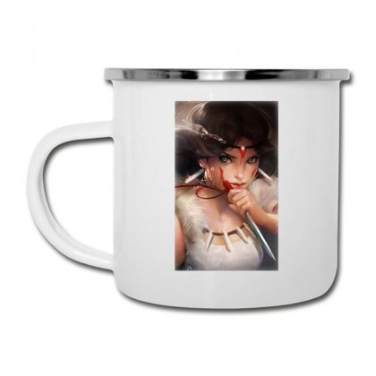 Wolf Princess Anime Camper Cup Designed By Oktaviany