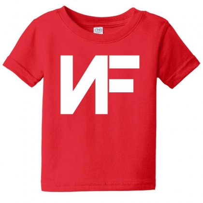 Nf Merchandise Baby Tee Designed By Oktaviany