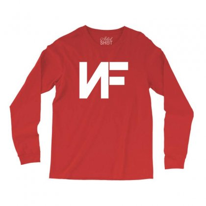 Nf Merchandise Long Sleeve Shirts Designed By Oktaviany