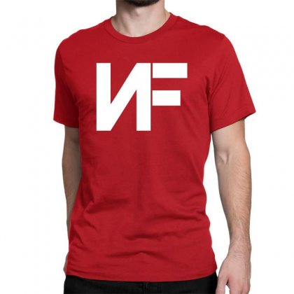 Nf Merchandise Classic T-shirt Designed By Oktaviany