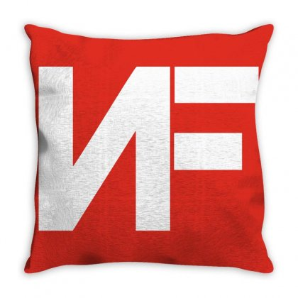 Nf Merchandise Throw Pillow Designed By Oktaviany