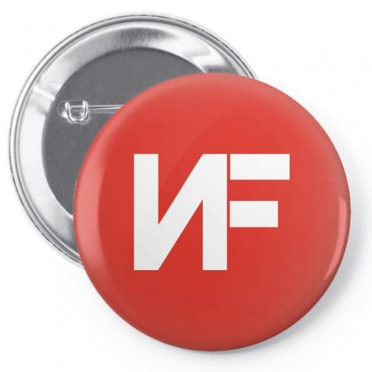 Nf Merchandise Pin-back Button Designed By Oktaviany