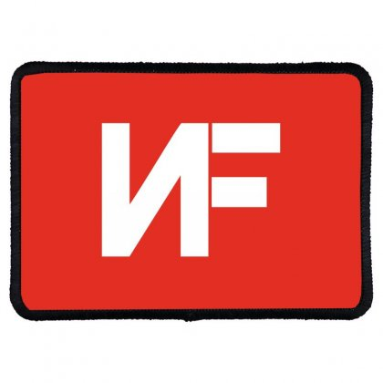 Nf Merchandise Rectangle Patch Designed By Oktaviany