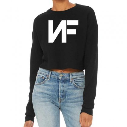Nf Merchandise Cropped Sweater Designed By Oktaviany