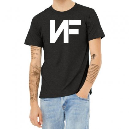 Nf Merchandise Heather T-shirt Designed By Oktaviany