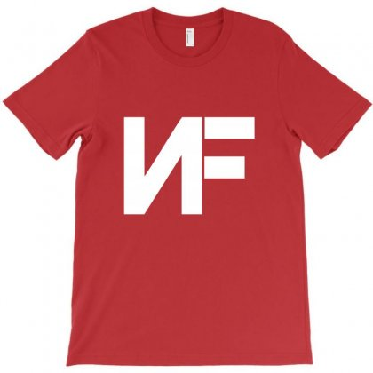 Nf Merchandise T-shirt Designed By Oktaviany