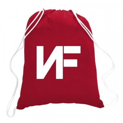 Nf Merchandise Drawstring Bags Designed By Oktaviany