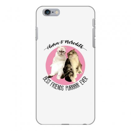Olivia And Meredith Best Friends Iphone 6 Plus/6s Plus Case Designed By Oktaviany