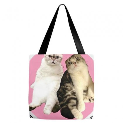Olivia And Meredith Best Friends Tote Bags Designed By Oktaviany