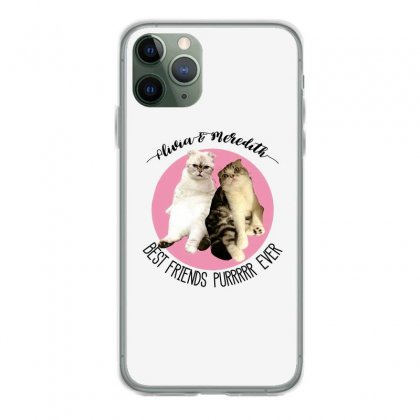 Olivia And Meredith Best Friends Iphone 11 Pro Case Designed By Oktaviany