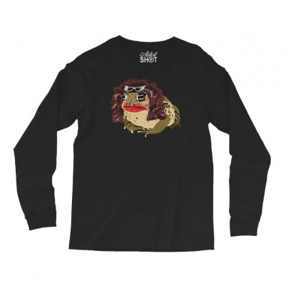 Glamour Toad Long Sleeve Shirts Designed By Fanshirt
