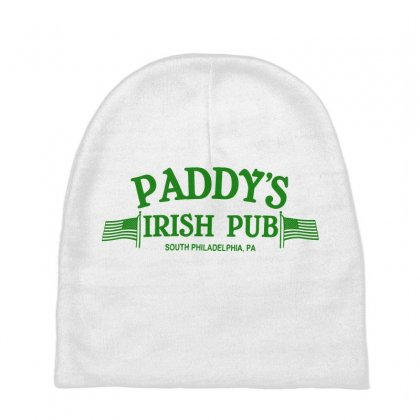 Paddy Irish Pub Baby Beanies Designed By Oktaviany