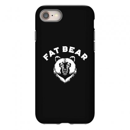 Protect Fat Bears Iphone 8 Case Designed By Oktaviany