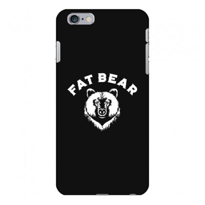 Protect Fat Bears Iphone 6 Plus/6s Plus Case Designed By Oktaviany