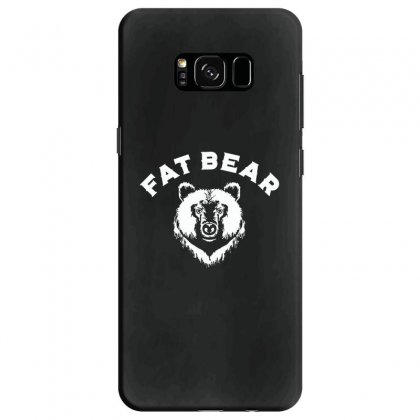Protect Fat Bears Samsung Galaxy S8 Case Designed By Oktaviany
