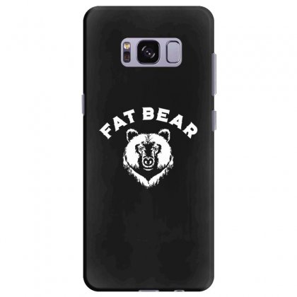 Protect Fat Bears Samsung Galaxy S8 Plus Case Designed By Oktaviany