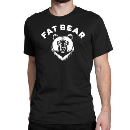 Protect Fat Bears Classic T-shirt Designed By Oktaviany