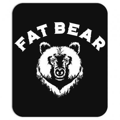 Protect Fat Bears Mousepad Designed By Oktaviany