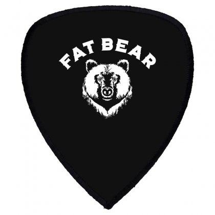 Protect Fat Bears Shield S Patch Designed By Oktaviany