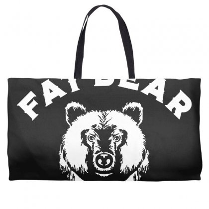 Protect Fat Bears Weekender Totes Designed By Oktaviany