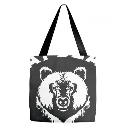 Protect Fat Bears Tote Bags Designed By Oktaviany