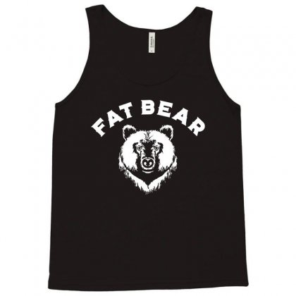 Protect Fat Bears Tank Top Designed By Oktaviany