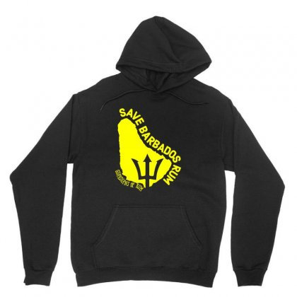 Save The Barbados Unisex Hoodie Designed By Oktaviany