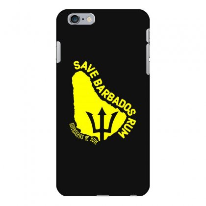 Save The Barbados Iphone 6 Plus/6s Plus Case Designed By Oktaviany