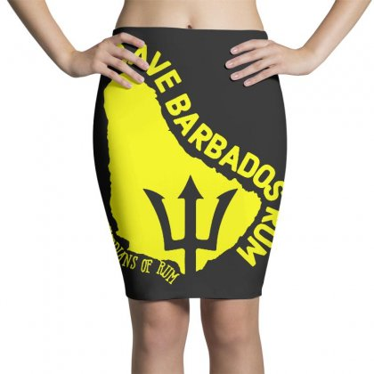 Save The Barbados Pencil Skirts Designed By Oktaviany